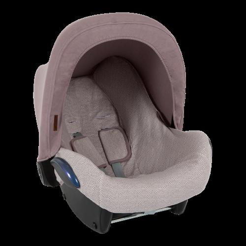 Babyschalen-Sonnenverdeck 0+ Mauve