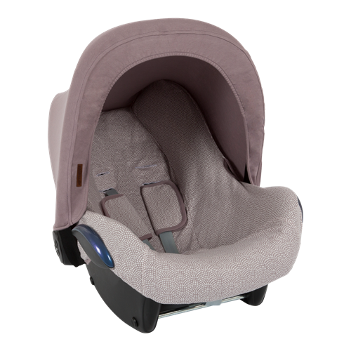 Picture of Car seat 0+ sun canopy Mauve