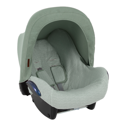 Picture of Car seat 0+ sun canopy Mint