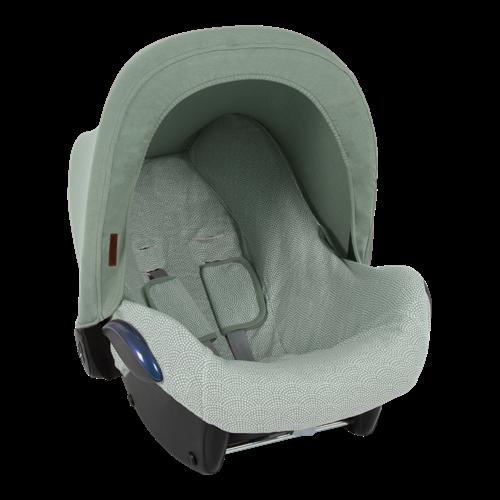 Afbeelding van Zonnekap autostoeltje 0+ mint