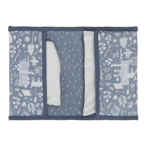 Picture of Nappy pouch Adventure Blue