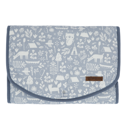 Picture of Changing pad comfort Adventure Blue