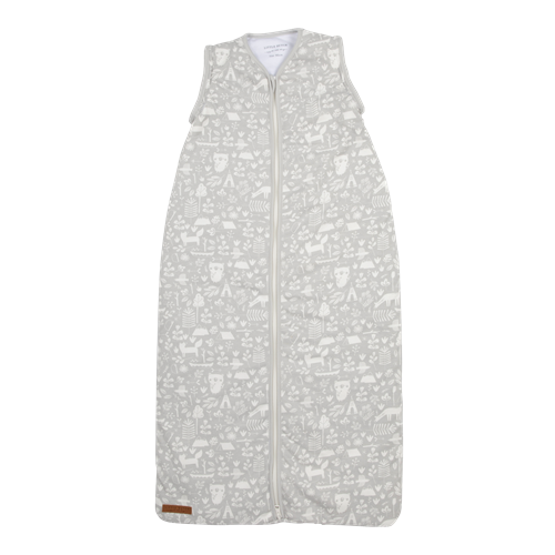 Picture of Summer sleeping bag 90 cm Adventure Grey