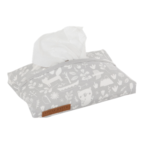 Picture of Baby wipes cover Adventure Grey