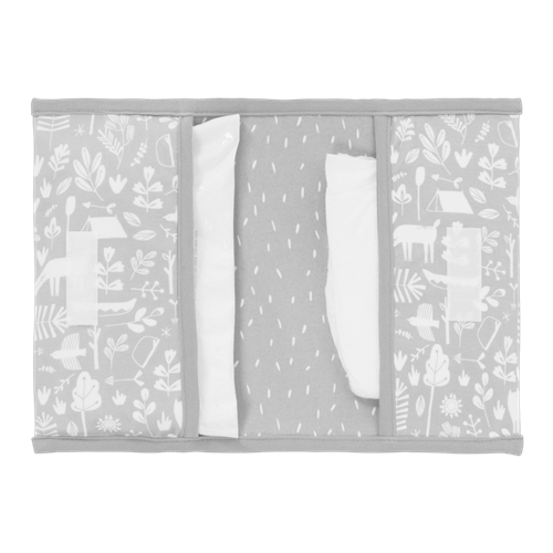 Picture of Nappy pouch Adventure Grey