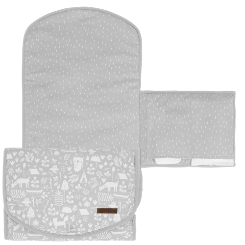 Picture of Changing pad comfort Adventure Grey