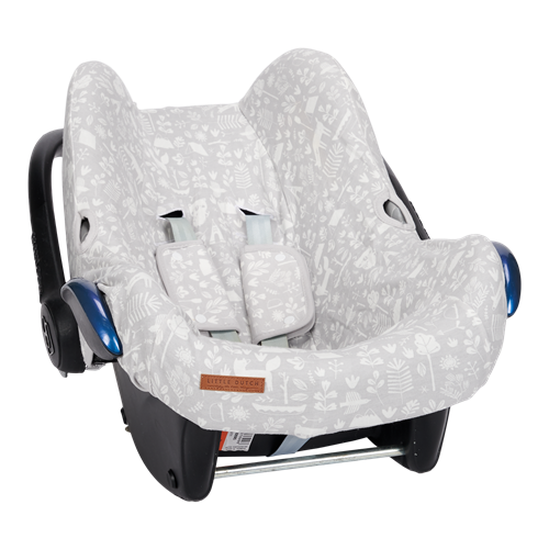 Picture of Car seat 0+ cover Adventure Grey