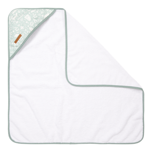Picture of Hooded towel Adventure Mint