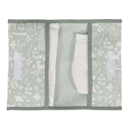 Picture of Nappy pouch Adventure Mint