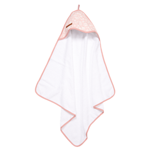 Picture of Hooded towel Adventure Pink