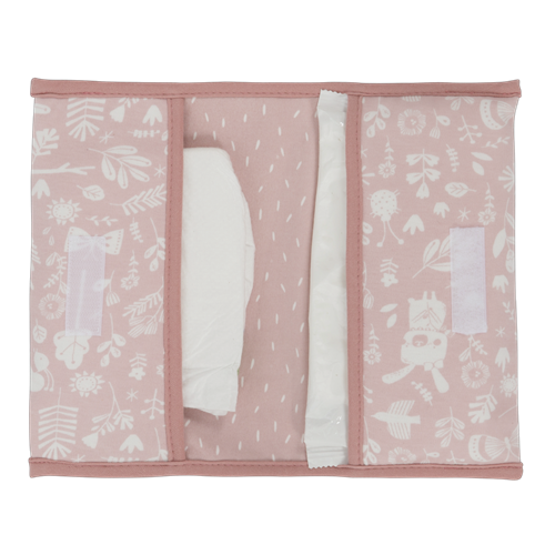 Picture of Nappy pouch Adventure Pink