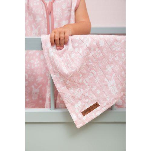 Lange bébé lot de 2 70 x 70 Adventure Pink