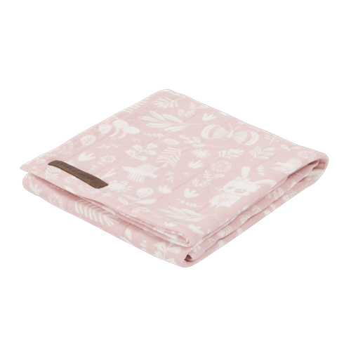 Picture of Swaddle 120 x 120 Adventure Pink