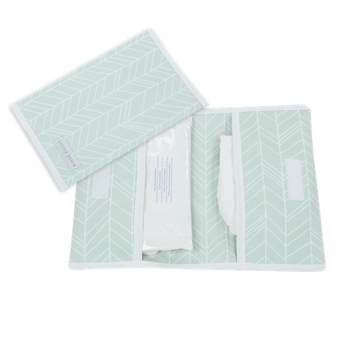 Picture of Nappy pouch Mint Leaves