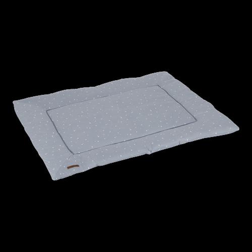 Picture of Playpen mat 80 x 100 Little Stars Blue