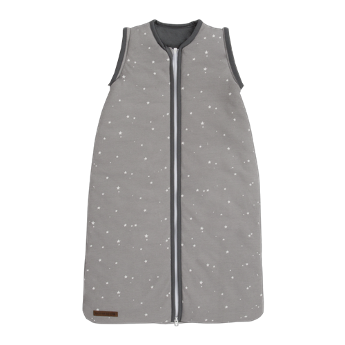 Picture of Summer sleeping bag 70 cm Little Stars Grey