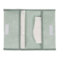 Picture of Nappy pouch Little Stars Mint