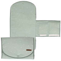 Picture of Changing pad comfort Little Stars Mint