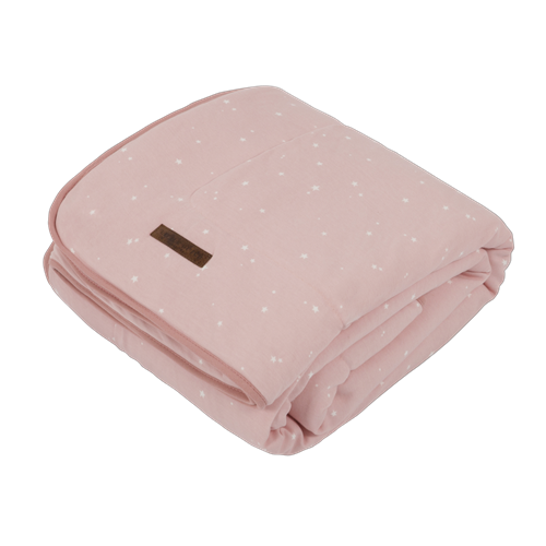 Picture of Bassinet blanket Little Stars Pink
