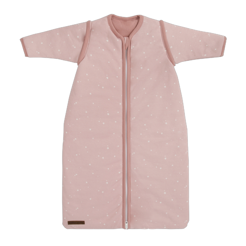 Schlafsack Winter 90 cm Little Stars Pink