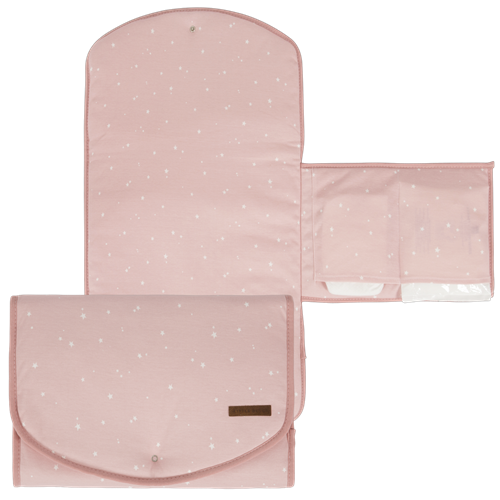 Picture of Changing pad comfort Little Stars Pink