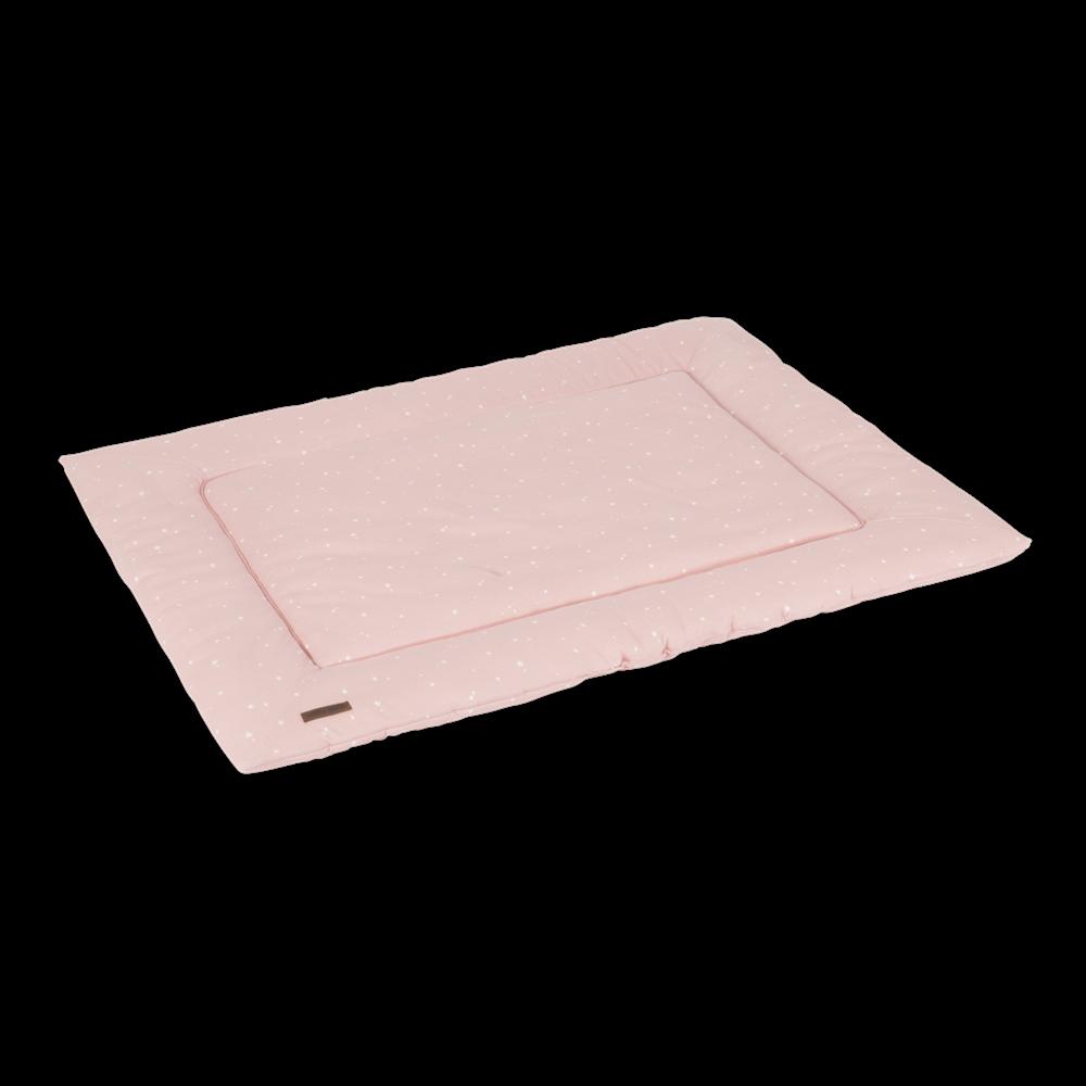 Picture of Playpen mat 80 x 100 Little Stars Pink
