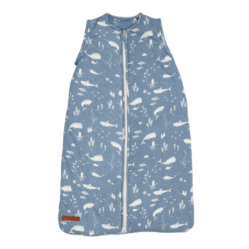 Schlafsack Sommer 90 cm Ocean Blue