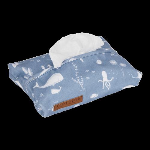 Afbeelding van Babydoekjeshoes Ocean Blue