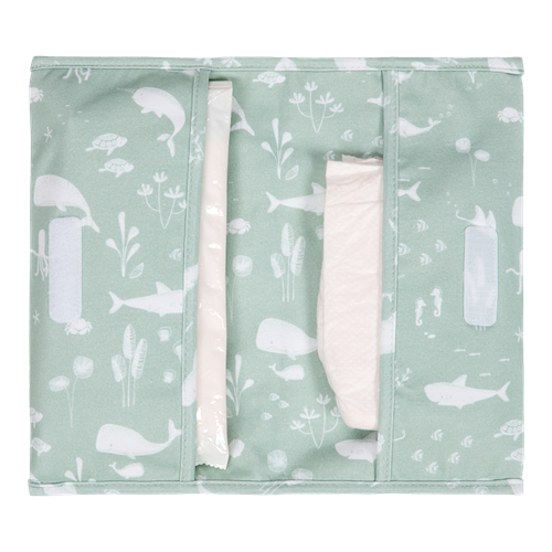 Picture of Nappy pouch Ocean Mint