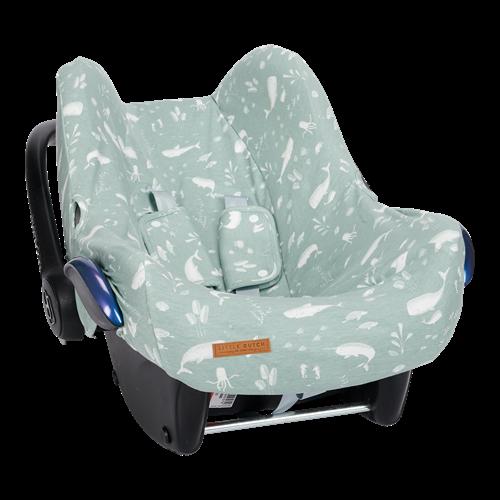 Housse de protection pour siège-auto 0+ Ocean Mint