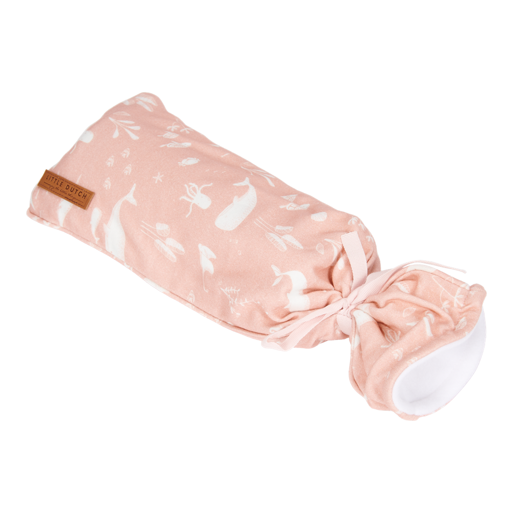 Picture of Hot-water bottle cover Ocean Pink