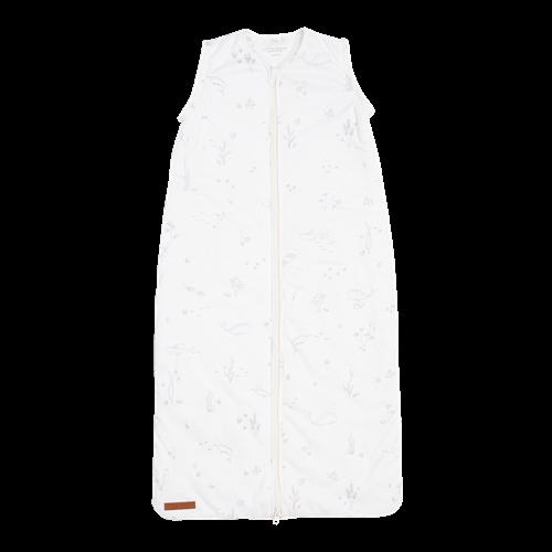 Schlafsack Sommer 70 cm Ocean White