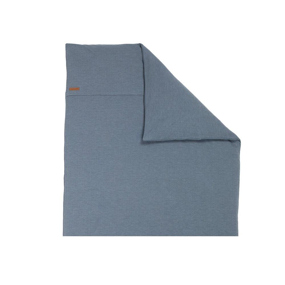 Picture of Bassinet duvet cover Pure Blue