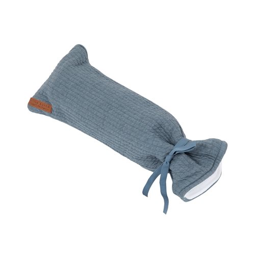Picture of Hot-water bottle cover Pure Blue