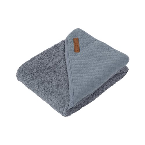 Picture of Hooded towel Pure Blue