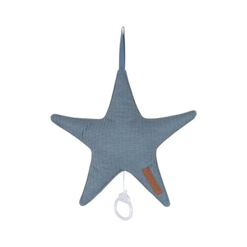 Picture of Star-shaped music box Pure Blue