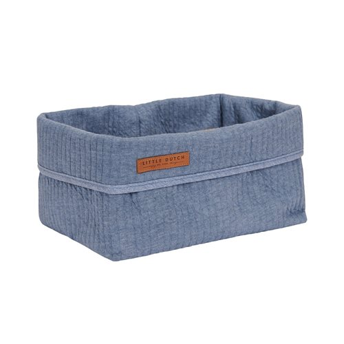 Picture of Storage basket, large Pure Blue