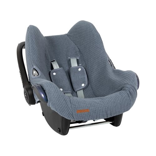 Picture of Car seat 0+ cover Pure Blue