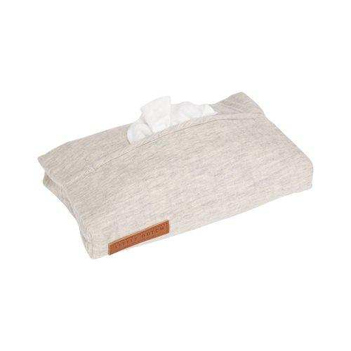 Feuchttücherbezug Pure Grey