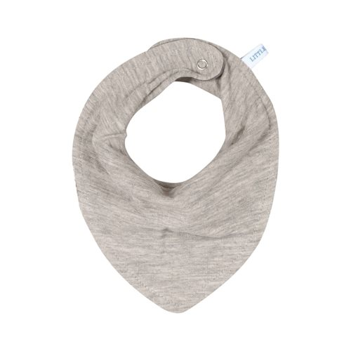 Picture of Bandana bib Pure Grey