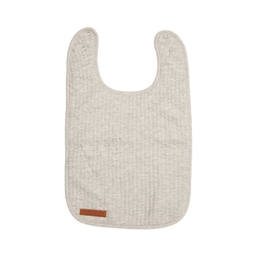 Picture of Bib Pure Grey