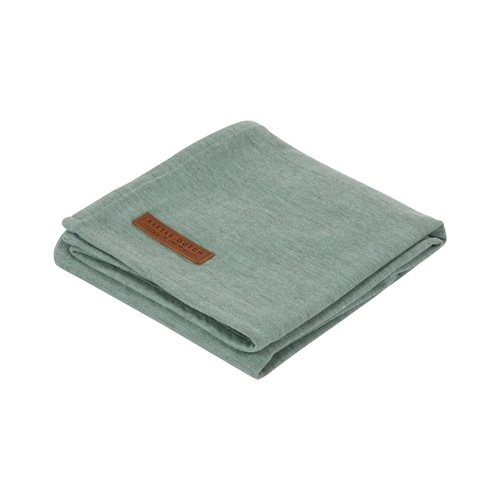 Musselintuch Swaddle 120 x 120 Pure Mint
