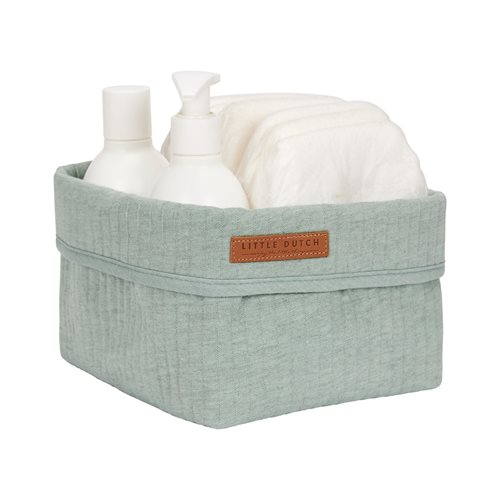 Picture of Storage basket, small Pure Mint