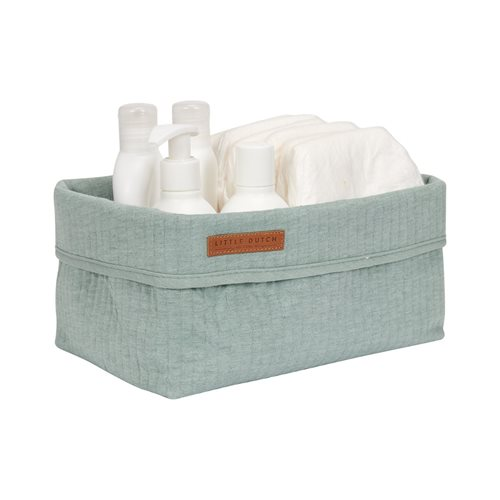 Picture of Storage basket, large Pure Mint