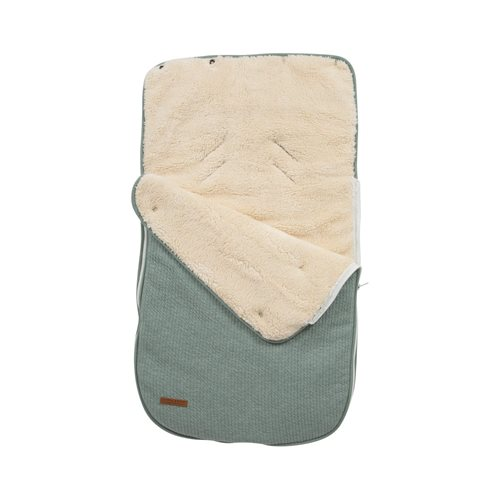 Picture of Car seat 0+ footmuff Pure Mint