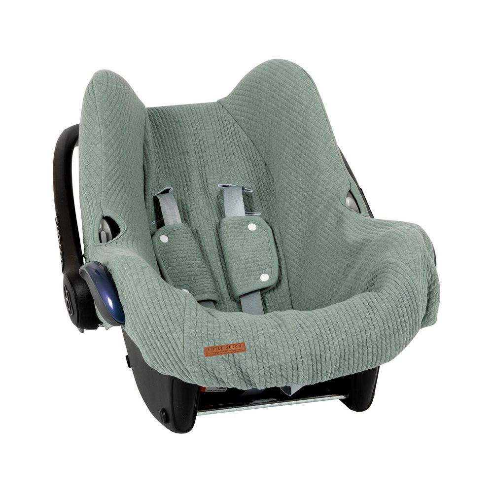 Picture of Car seat 0+ cover Pure Mint