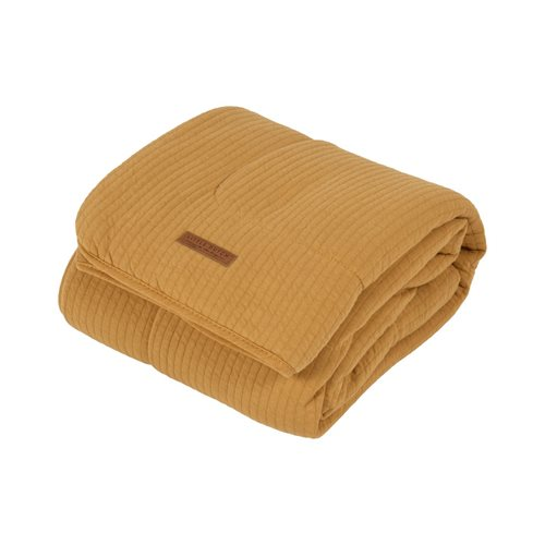 Picture of Cot blanket Pure & soft Pure Ochre