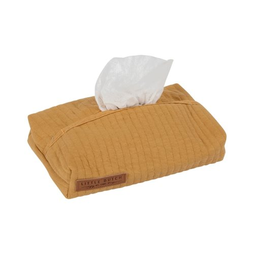 Picture of Baby wipes cover Pure Ochre