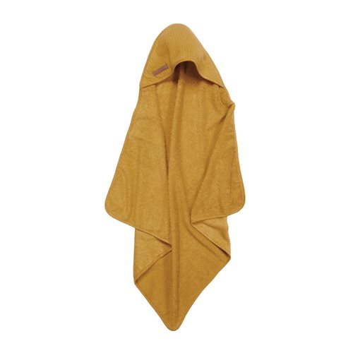 Picture of Hooded towel Pure Ochre