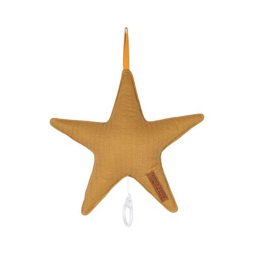 Spieluhr Stern Pure Ochre